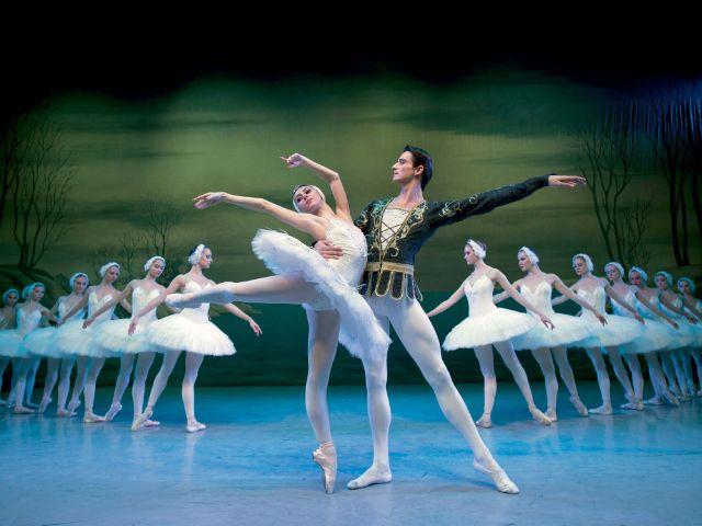 Ballett Weihnachten 2019.St Petersburg Festival Ballett Schwanensee Muenchen De Das