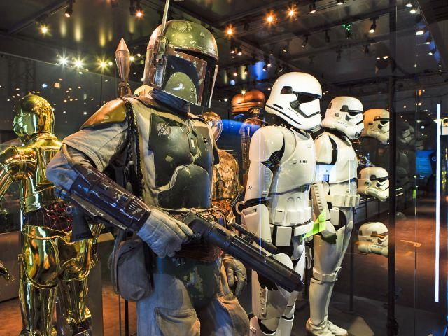 Star Wars Identities: Boba Fett und Sturmtruppen, Foto: Lucasfilm Ltd.