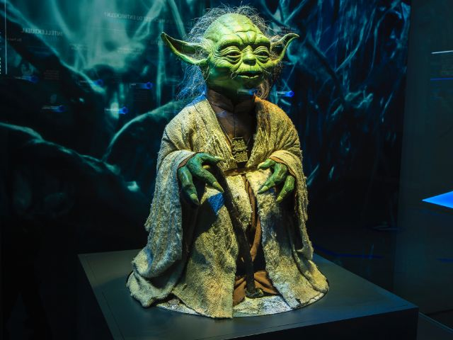 Yoda von Star Wars, Foto: 2015 Lucasfilm Ltd.