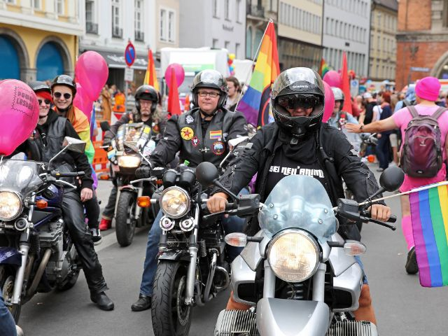Foto vom CSD 2017 in München., Foto: Michael Nagy / Presseamt München