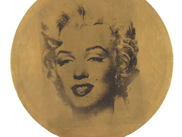 Andy Warhol: Marilyn, 1962, Foto: The Andy Warhol Foundation for the Visual Arts / ARS, New York