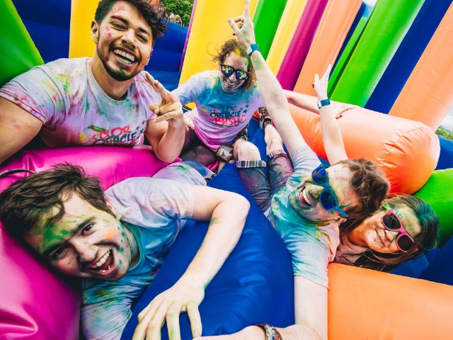 Color Obstacle Rush, Foto: Color Obstacle Rush