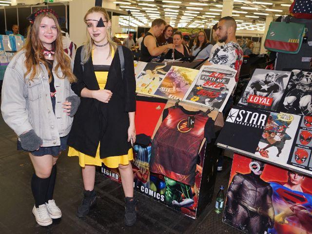 Tolle Outfits bei Comic Con, Foto: muenchen.de/ Vauelle
