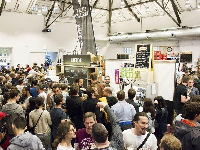 Craft Bier Fest in der Tonhalle , Foto: Craft Bier Fest