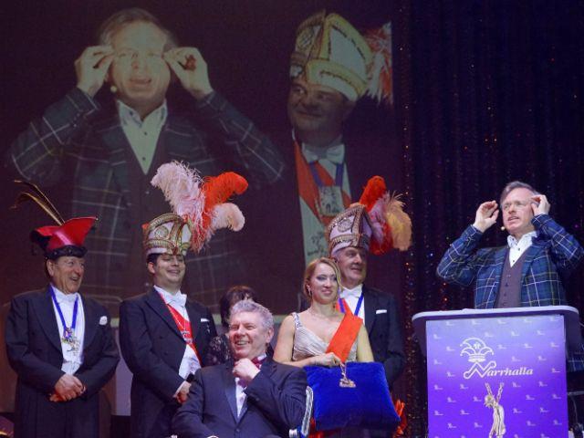 Verleihung des Valentinsordens, Foto: muenchen.de/ Dan Vauelle