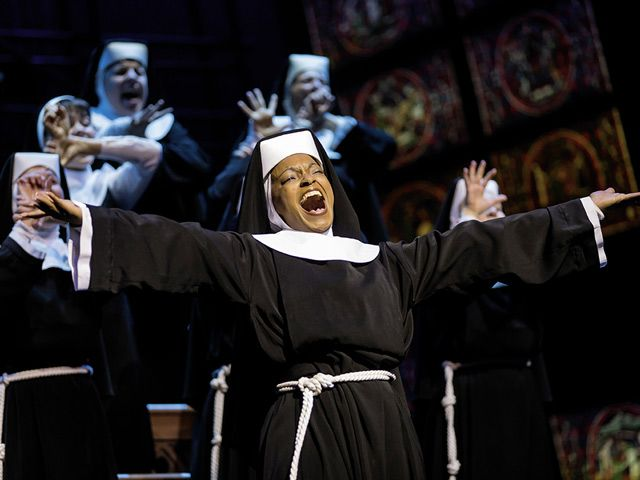 Sister Act Musical, Foto: Eventpress / Stage Entertainment