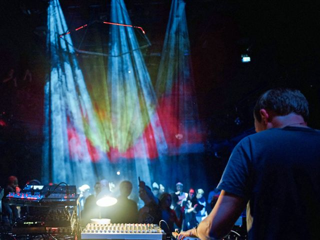 DJs auf dem Digitalanalog Festival, Foto: Tom Gonsior