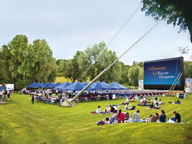 Kino am Olympiasee, Foto: Kino am Olympiasee