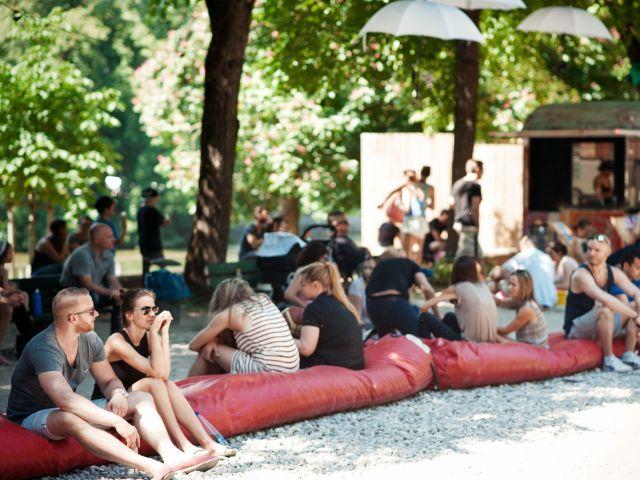 Der Kulturstrand, Foto: Gabriela Neeb