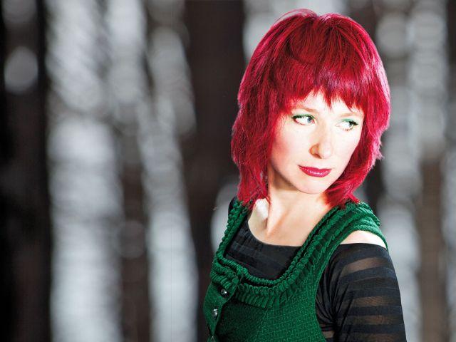 Monika Drasch - Singen unterm Christbaum, Foto: Anja Wechsler