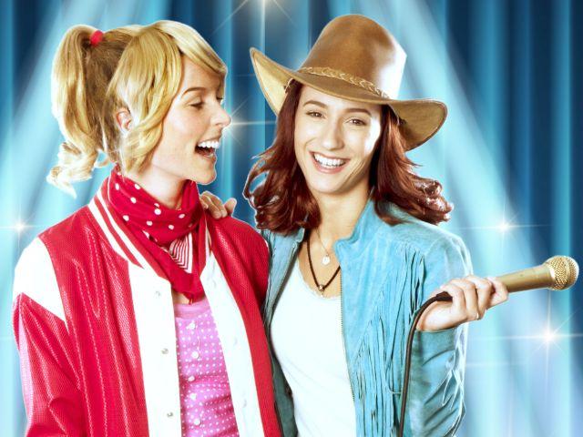 Plakat von Bibi und Tina, Foto: Promoters Group Munich