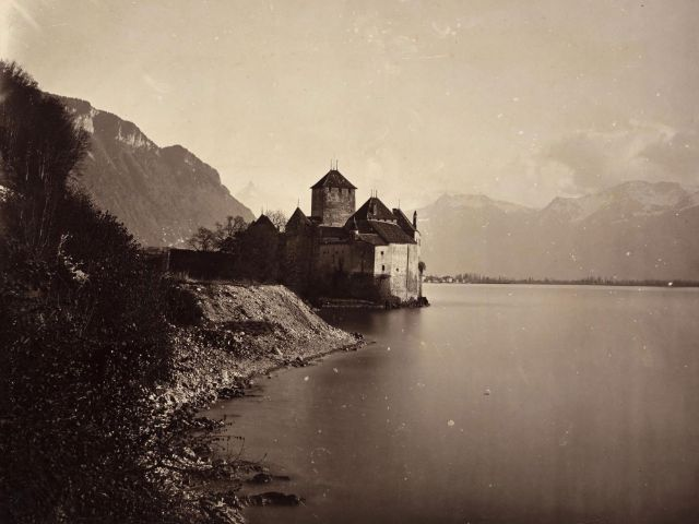 Fotos aus der Ausstellung zu Adolphe Braun, Foto: Sammlung Christian Kempf, Colmar