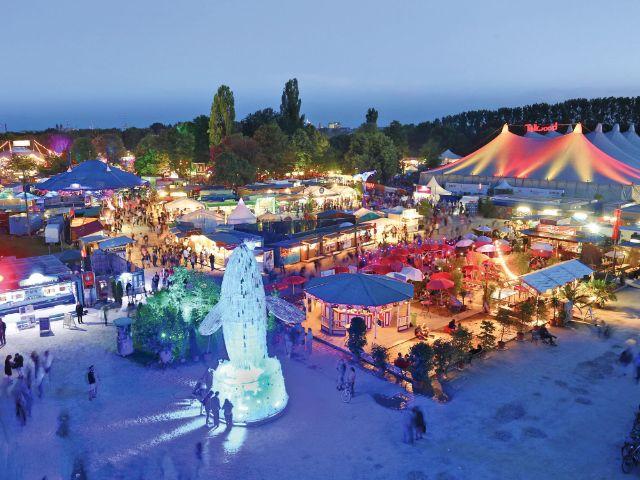 Sommertollwood im Olympiapark Süd, Foto: Bernd Wackerbauer