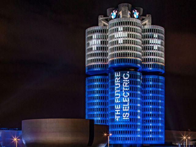 BMW i. Visionary Mobility Ausstellung, Foto: BMW AG