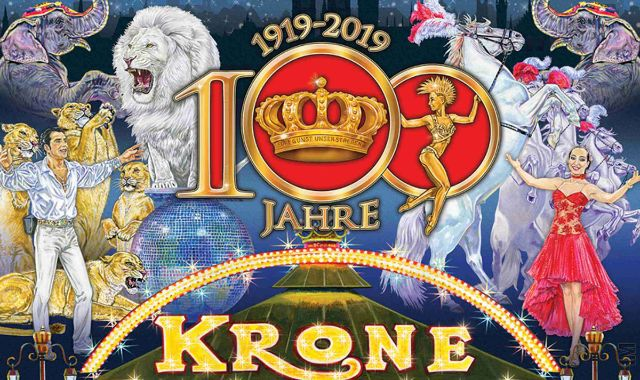 100 Jahre Krone , Foto: Circus Krone