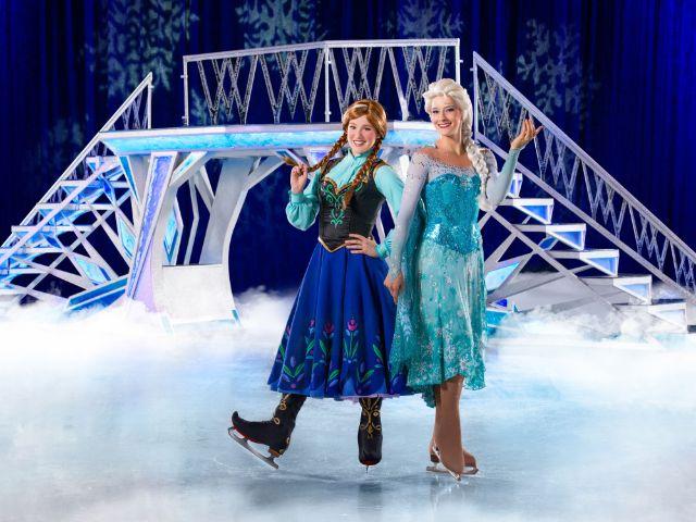 Die Eiskönigin, Foto: Feld Entertainment