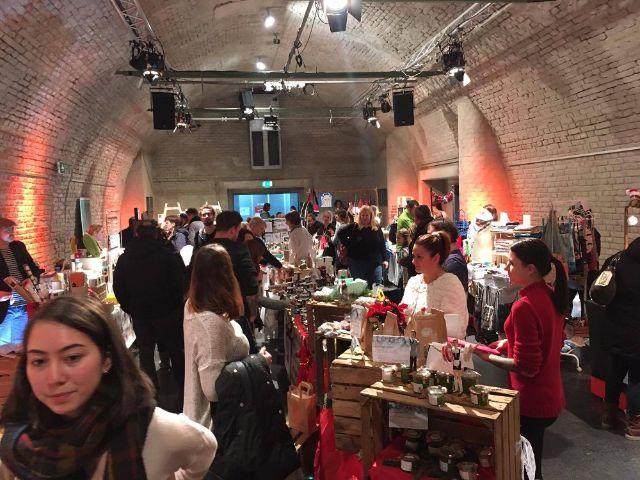 Herzlmarkt im Einstein Kultur, Foto: spicyorange