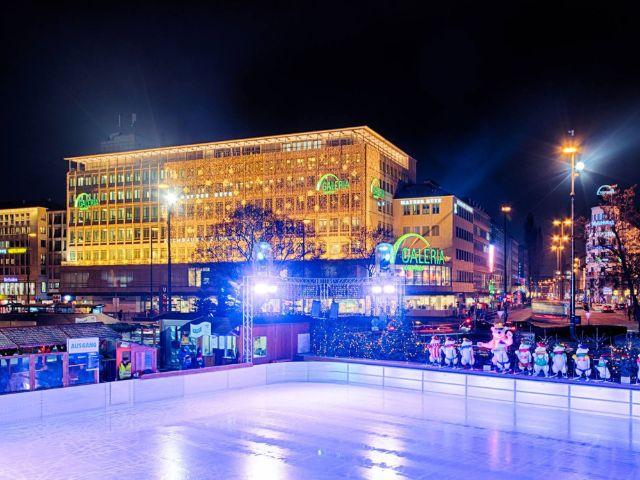 Münchner Eiszauber, Foto: Münchner Eiszauber
