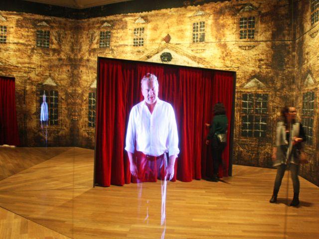 Ausstellung Du bist Faust, Foto: muenchen.de/Leonie Liebich