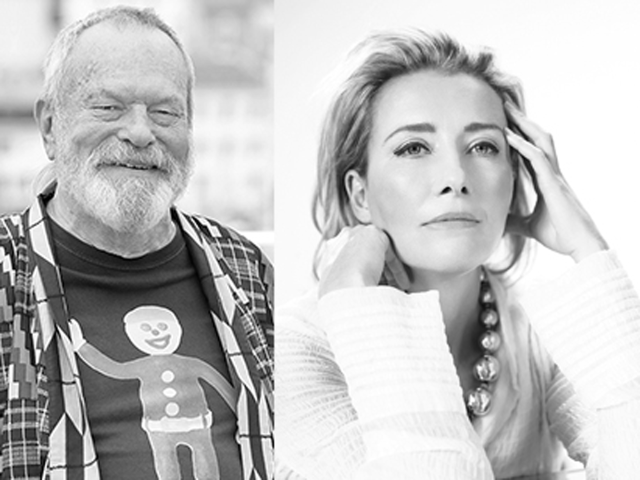 Terry Gilliam, Emma Thompson, Filmfest 2018, CineMerit Award Preisträger, Foto: Filmfest München