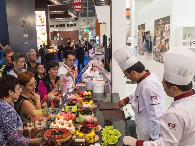 iba - Messe für Bäckerei, Konditorei und Snacks , Foto: GHM