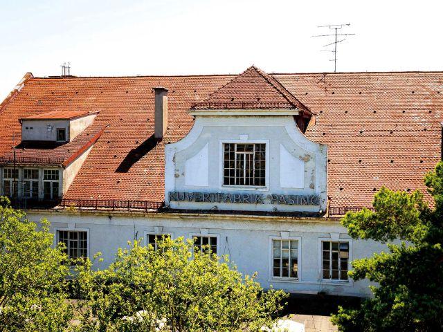 Alte Kuvertfabrik in Pasing, Foto: G.R.A.L. GmbH