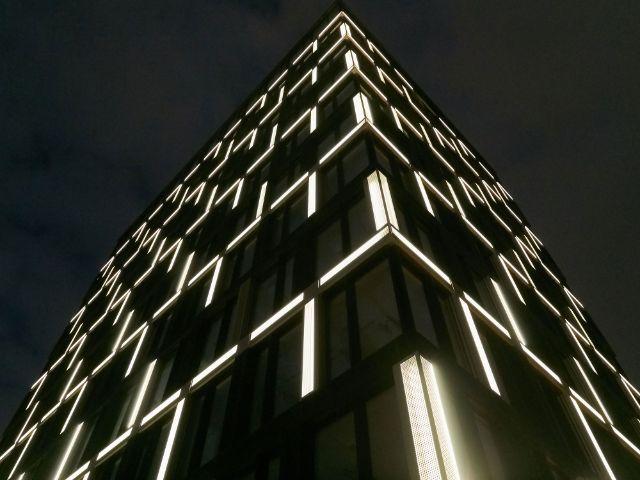 Lichtinstallation - Lichtwoche München, Foto: Pflaum Verlag (Archivbild)
