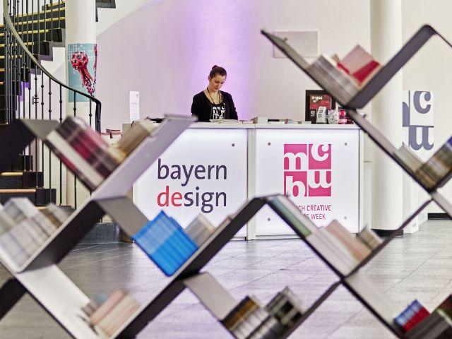 Munich Creative Business Week, Foto: bayern design GmbH