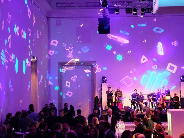 Medientag München 2017 - Nacht der Medien , Foto: Medientage München