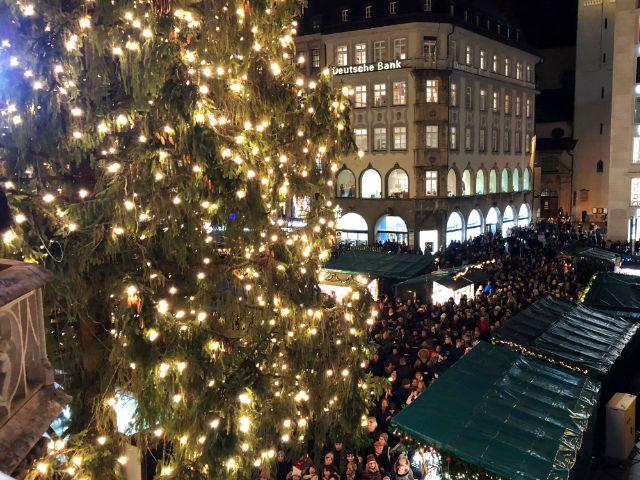 Münchner Christkindlmarkt 2018, Foto: muenchen.de / Monica Garduno Soto