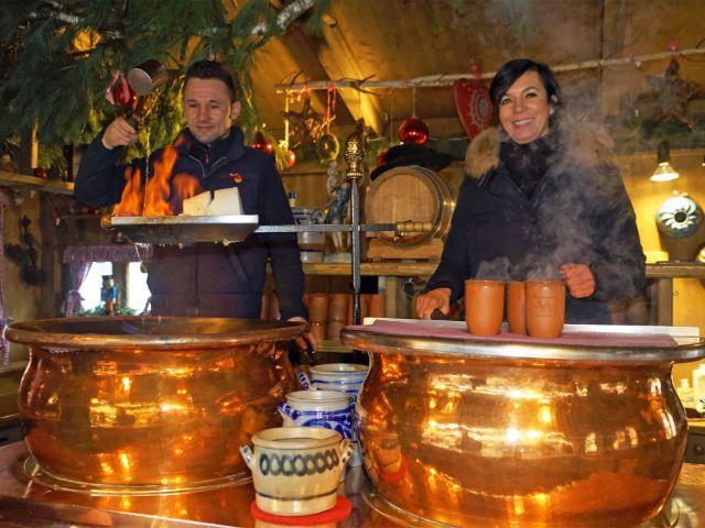 Feuerzangenbowle – Distel, Foto: muenchen.de/RAW