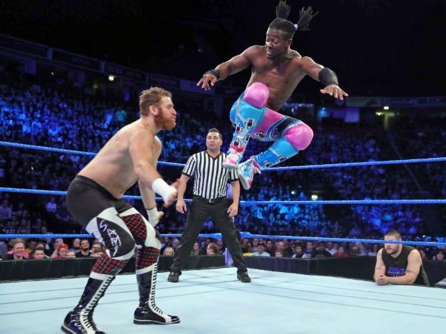 Ringszene der WWE , Foto: Promoters Group Munich