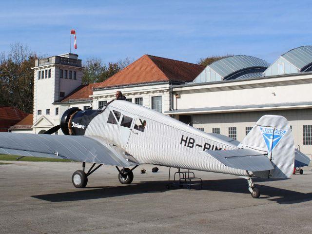 Junkers F13, Foto: Deutsches Museum
