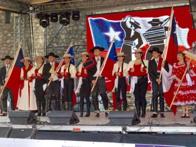 Die Volkstanzgruppe Puelche, Foto: PUELCHE e.V.