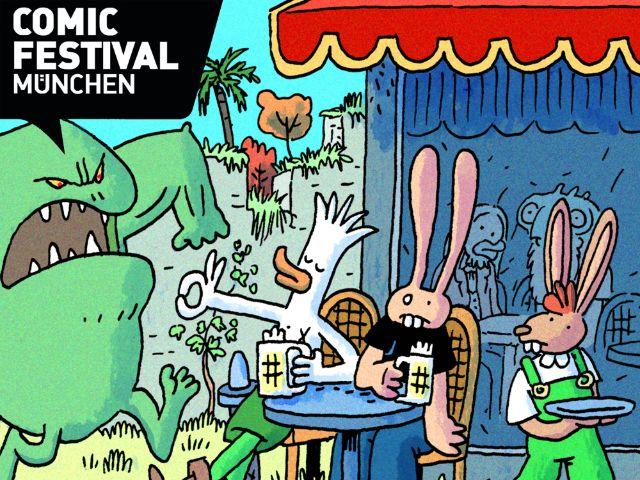 Comicfestival - München, Foto: Comicfestival