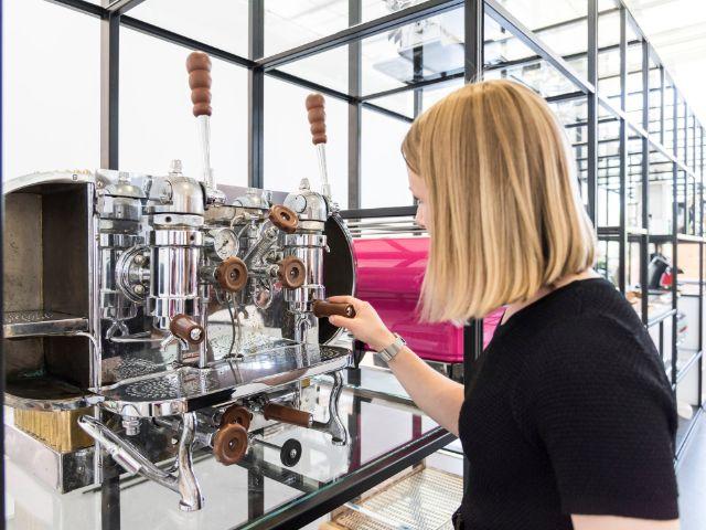 Ausstellung Kosmos Kaffee im Deutschen Museum, Foto: Deutsches Museum/Christian Illing