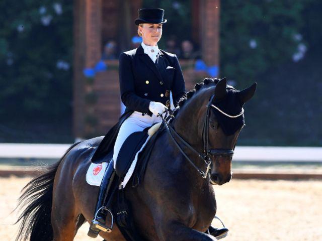 Pferd International - Jessica von Bredow-Werndl, Foto: Maximilian Schreiner