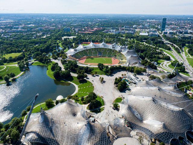 European Championships, Foto: Munich Olympic Park
