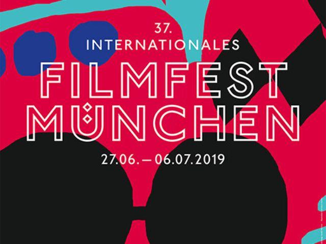 Plakat Filmfest München, Foto: Filmfest München