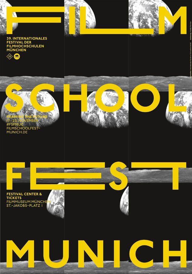 Filmfestplakat 2019, Foto: Münchner Filmwochen GmbH