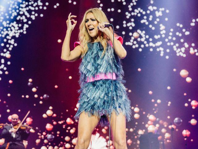 Celine Dion, Foto: Brian Purnell