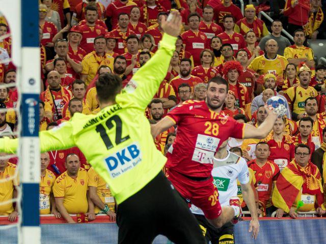 Handball Wm München