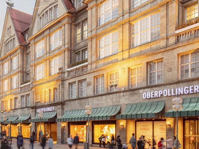 Oberpollinger , Foto: Franz Brück