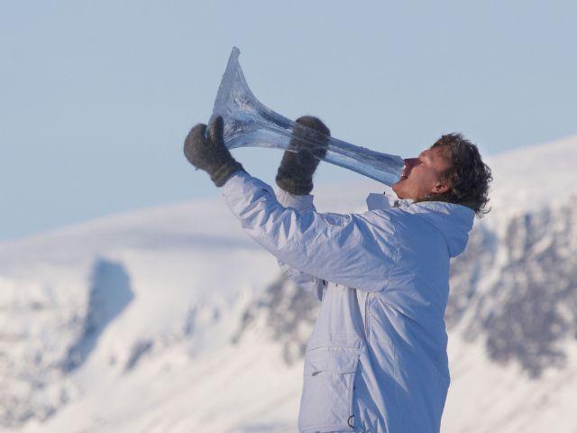 Icemusic, Foto: Bjørn Furuseth