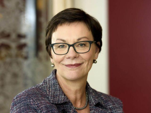 Frauke von der Haar - Chefin des Münchner Stadtmuseums , Foto: Frank Pusch
