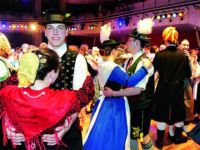 Ballsaison im Deutschen Theater, Foto: Münchner Festring