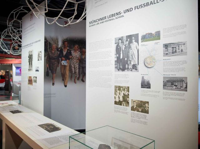 Ausstellung über Franz Beckenbauer, Foto: FC Bayern München AG
