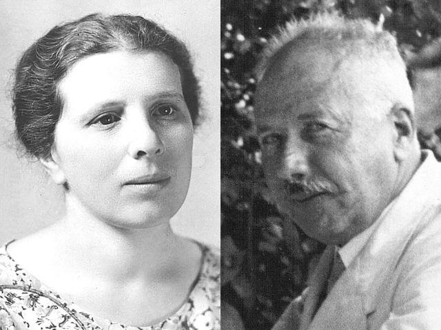 Elisabeth Heims und Alexander Dünkelsbühler, Foto: Privat