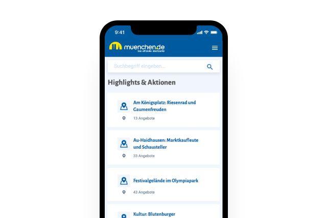 Web App - Screenshot