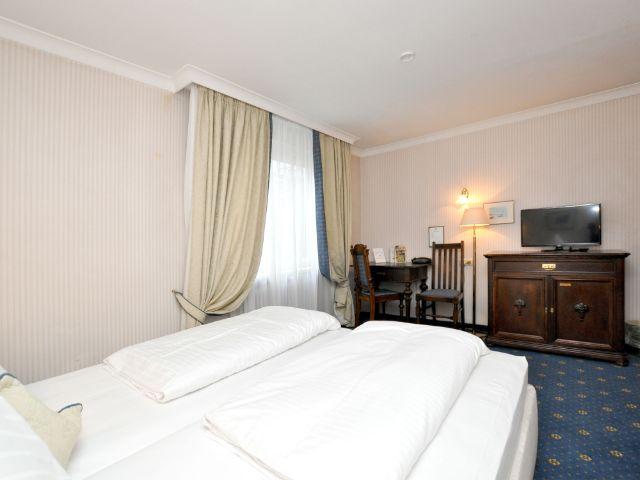 Zimmer im Hotel Altmünchen, Foto: Hotel Altmünchen